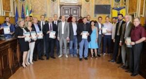 Premiazione Pivotal Italia Ecostars 2014